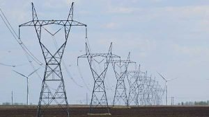 Power to Choose Lowest Electricity Rates TNMP Delivery Area - power lines Texas image