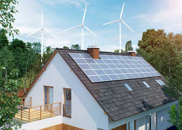 Building a Renewable Energy Home