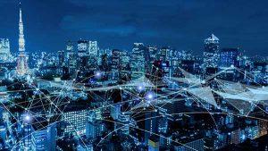 Bulk Energy Usage Non Peak Hours | Photo Nightime illustration