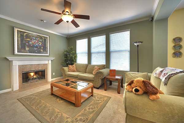 Ceiling Fans   airflow efficiency room image