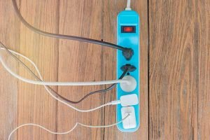 Reduce Energy Usage at Home Consumption | multi plug power strip