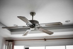 Airflow Circulation and Ceiling Fan