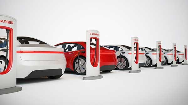 British electric vehicles EVs Vauxhall