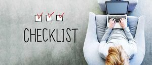 Energy Conservation Checklist Tips and Tricks Savings Illustration
