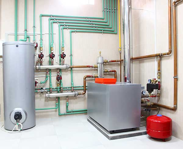 Heating and Air Conditioning Renewable Energy Option | Room photo