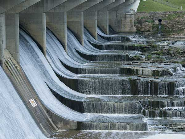 Hydropower Use in Dams photo