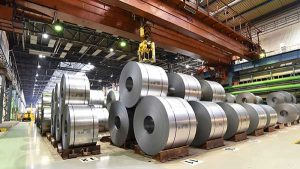 Low-Carbon Steel Feedstock - Warehouse Supply