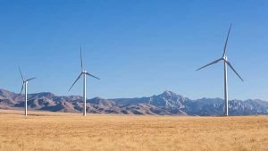 Renewable Energy News - image of windmills