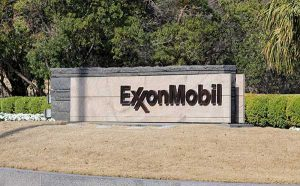 Exxon Mobil Large Fossil Fuel Companies Agree Carbon Tax