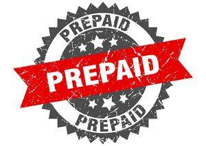 Prepaid Plans Electricity | Logo illustration