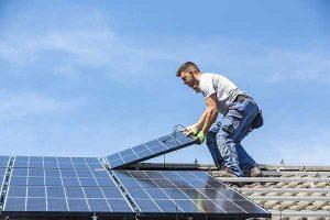 Solar Energy Grid Being Built