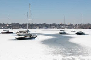 What Are Fixed-Rate Plans | image of boats on ice