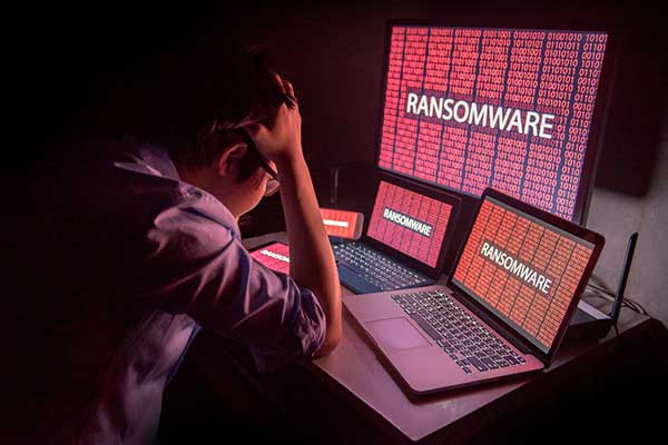 Cyberattack US Fuel Supplies Disruption   Ransomware photo