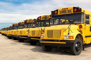 Electric Vehicle Transition Aid   Schoolbuses image
