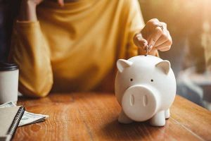 Switching Electricity Companies in Texas   User with piggybank