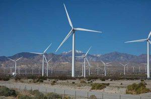Green Energy Plan Using Windmills