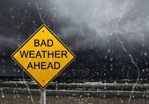 Temperatures Rise Seismic Shifts | Bad Weather Photo